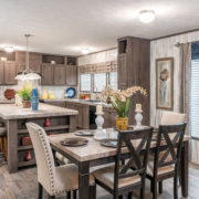 ABSOLUTE VALUE-Kitchen and Dining Area