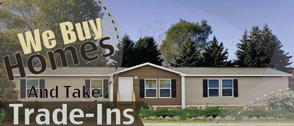 Trade In Or Sell Us Your Used Mobile Home Alamo Homes