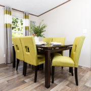 TruMH Ali / Thrill Mobile Home Dining Area