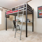 TruMH Ali / Thrill Mobile Home Bedroom