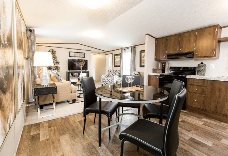 EUPHORIA-Frasier-Dining Area and Living Room