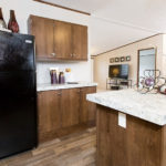 TRUMH SATISFACTION Mobile Home Kitchen
