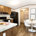 Dempsey-Kitchen and Dining Area