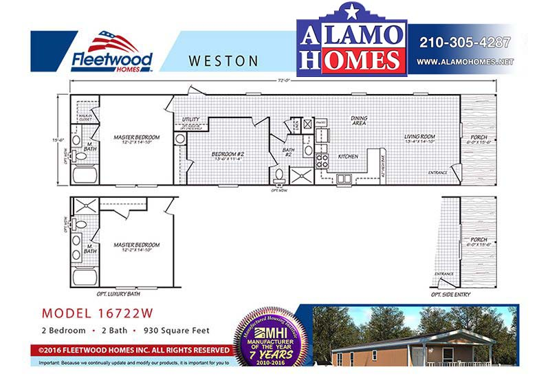 Fleetwood-Weston-16722W-Branded-Floor-Plan