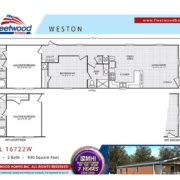 Fleetwood-Weston-16722W-Floor-Plan