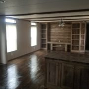 Used Home-611940884-Kitchen and Living Room