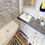 The Flex-Master Bathroom