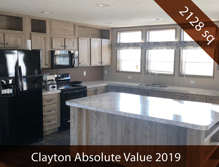 Used Clayton Absolute Value 2019